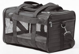 Sherpa travel Original Deluxe Airline Approved Pet Carrier - allabout-pets