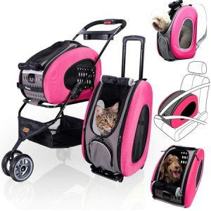 Ibiyaya 5 in 1 Pet Carrier