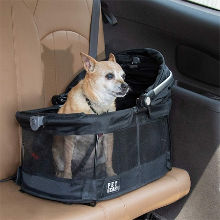 Pet Gear Carrier & Car Seat for Dogs