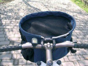 Walky Basket Pet Dog Bicycle Bike Basket