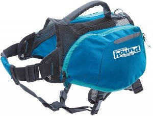 1 Daypak Dog Backpack Hiking Gear For Dogs by Outward Hound