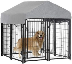 BestPet Dog Crate Pet Kennel Outdoor Cage